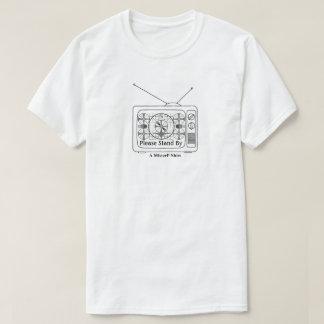 Esteja por favor perto - uma camisa de MisterP