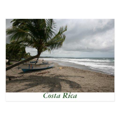 Esterillos Costa Rica Cartoes Postais