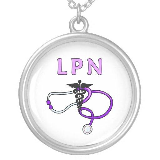 Estetoscópio de LPN Colar Personalizado