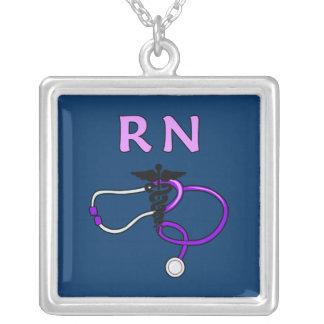 Estetoscópio do RN Bijuteria Personalizada