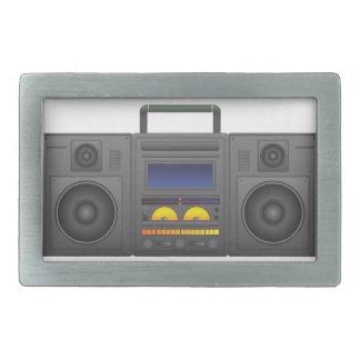 estilo Boombox de Hip Hop dos anos 80
