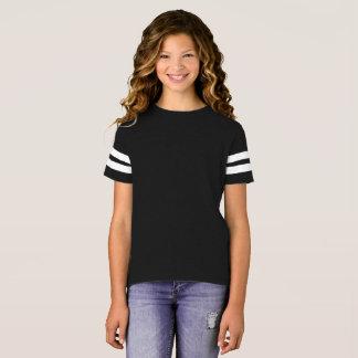 Estilo: Camisa do futebol das meninas se é
