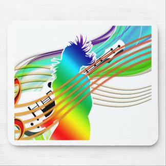 Estilo da dança da música