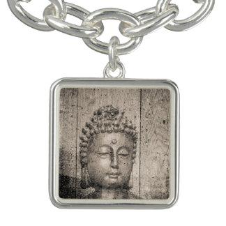 Estilo de Buddha do vintage Bracelete