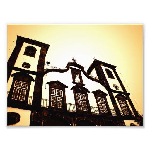 Estilo de Funchal: Impressão/foto de Madeira (Port