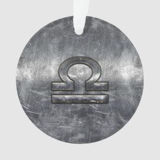 Estilo do aço da prata do símbolo do zodíaco do