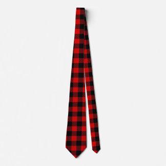Estilo do lenhador - tecido vermelho + suas ideias gravata