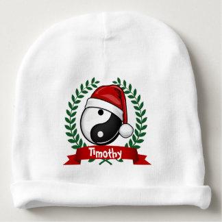 Estilo do Natal do equilíbrio de Yin Yang Gorro Para Bebê