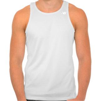 Estilo: Do ritmo novo do equilíbrio dos homens cam T-shirts
