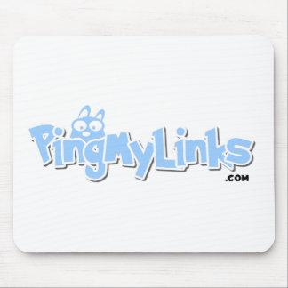 Estilo dos desenhos animados de PingMyLinks Mouse Pad