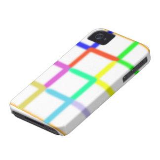 estilo engraçado do caso do iPhone 4/4S Capa Para iPhone 4 Case-Mate
