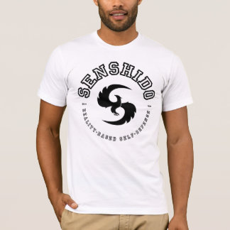 Estilo escolar de Senshido Camiseta