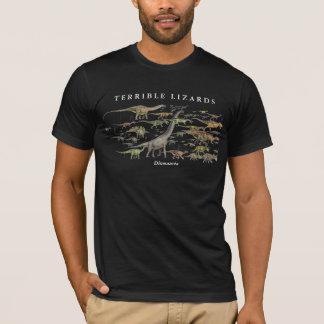Estilo Gregory Paul da representação histórica da Camiseta