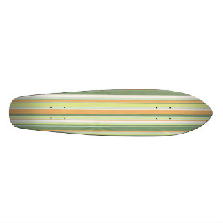 Estilo listrado da prancha do skate customizeable