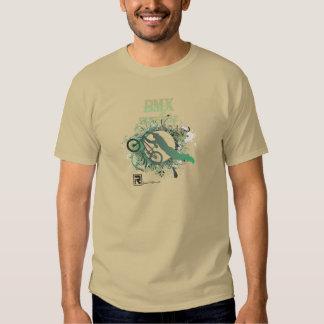 Estilo livre de BMX T-shirt