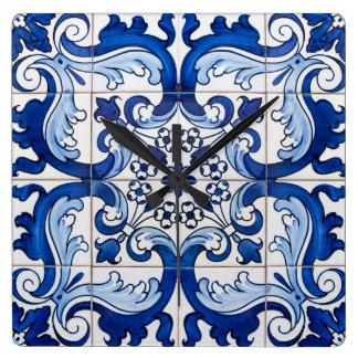 Rel gios de parede azulejos for Azulejo vitrificado