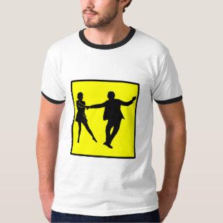 Estima! Oeste Coast swing Camiseta