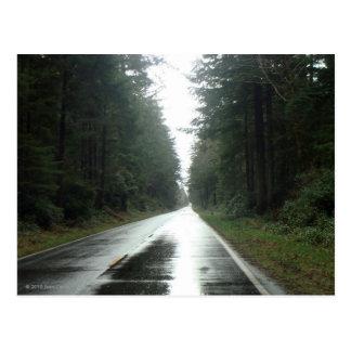 Estrada ao cartão da eternidade