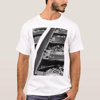 Estrada de ferro camiseta