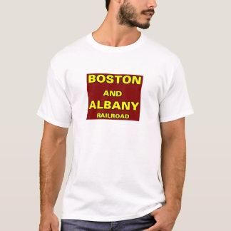 Estrada de ferro de Boston e de Albany Camiseta
