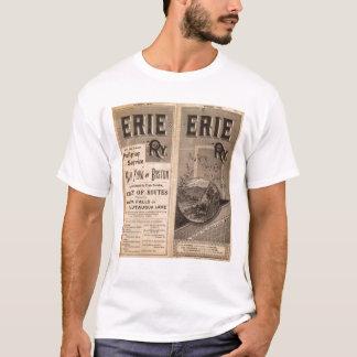Estrada de ferro de Erie Camiseta