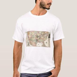 Estrada de ferro de Missouri o Pacífico Camiseta