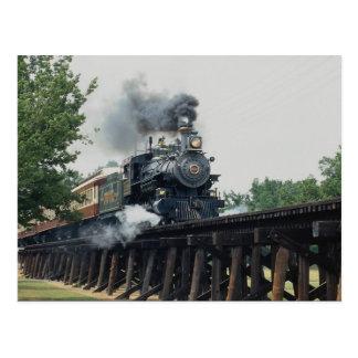 Estrada de ferro do Tarantula, Fort Worth, Texas, Cartão Postal