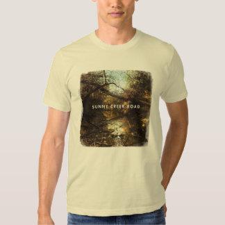Estrada ensolarada da angra - camisa do cobrir tshirts