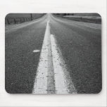 Estrada infinita Mousepad