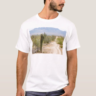 Estrada só 02 do deserto t-shirt
