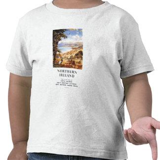 Estradas de ferro pastorais de Ingleses do homem e Camiseta