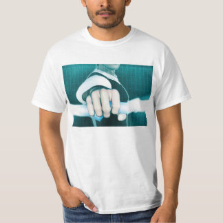 Estratégia de marketing e visão inovativa tshirts