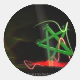 estrela adesivo
