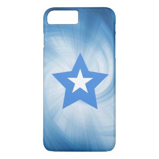 Estrela amigável da bandeira de Somália do miúdo Capa iPhone 7 Plus