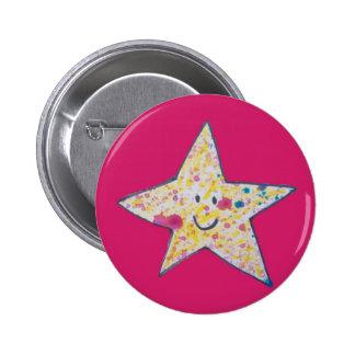 Estrela Bóton Redondo 5.08cm