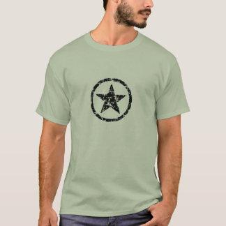 Estrela & camisa do círculo