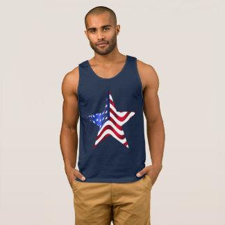 Estrela da bandeira americana