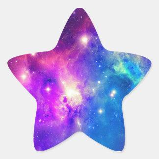 Estrela da etiqueta das estrelas