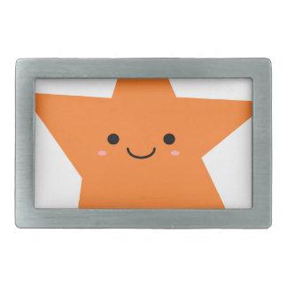 Estrela da laranja de Kawaii