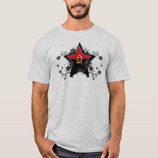 Estrela de Angola Camiseta