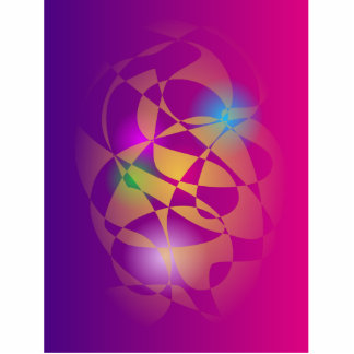 Estrela de brilho escultura de foto