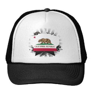 Estrela de Califórnia Bonés