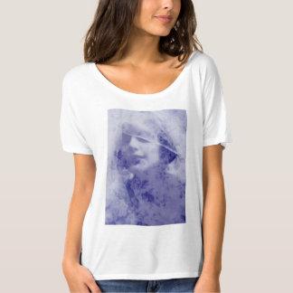 Estrela de cinema do russo da foto do vintage, camiseta