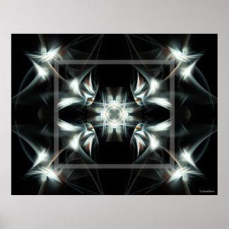 Estrela de Deco Poster