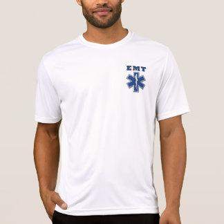 Estrela de EMT e de EMS de camisas da vida
