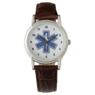 Estrela de EMT EMS da vida Relógio De Pulso