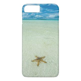 Estrela de mar na água pouco profunda, Palau Capa iPhone 7 Plus