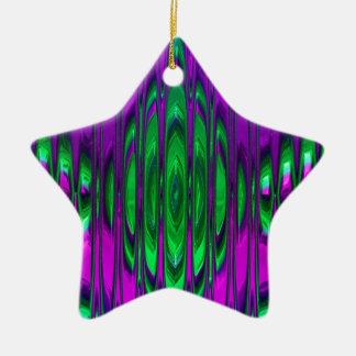 Estrela de RMA 13-B Ornamento De Cerâmica Estrela