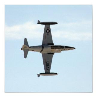 Estrela de tiro P-80 Convite Quadrado 13.35 X 13.35cm
