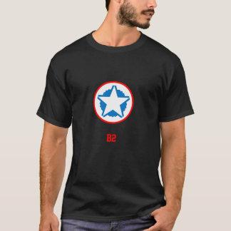 Estrela do bombardeiro do espírito B2 Camiseta